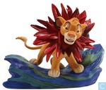 "WDCC Simba ""Little King, Big Roar"""