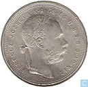 Coins - Hungary - Hungary 1 Forint 1881