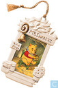 "WDCC Pooh Flat Disc Ornament ""Time for Something Sweet"""