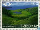 Postage Stamps - Faroe Islands - Tourism