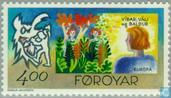 Postage Stamps - Faroe Islands - Europe - Peace and freedom