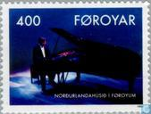 Postage Stamps - Faroe Islands - House of the North 10 years