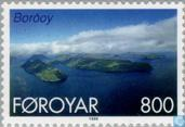 Postage Stamps - Faroe Islands - Landscapes