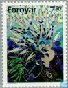 Postage Stamps - Faroe Islands - Europe – Tales and legends