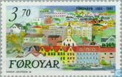 Tòrshavn 125 years