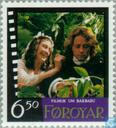 Postage Stamps - Faroe Islands - Film ' Barbara '