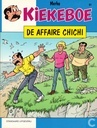 Strips - Kiekeboes, De - De affaire Chichi