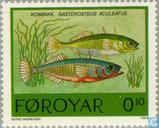 Postage Stamps - Faroe Islands - Fish