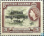 Guyana Independence 1966