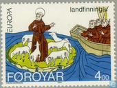 Postage Stamps - Faroe Islands - Europe – Great discoveries