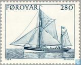 Postage Stamps - Faroe Islands - Fisheries