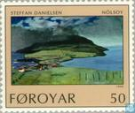 Postage Stamps - Faroe Islands - Settlements