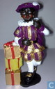 Black Peter with gifts