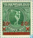Olympic Games, with overprint