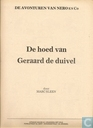 Comic Books - Nibbs & Co - De hoed van Geeraard de duivel