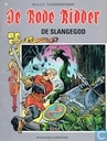 Comic Books - Red Knight, The [Vandersteen] - De slangegod