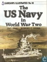The U.S. Navy in World War Two 1941-1942