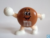 M&M's light brown