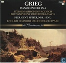 Grieg / Pianoconcert In A, Op. 16