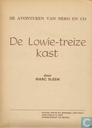 Comic Books - Nibbs & Co - De Lowie-Treize kast