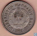 "Usbekistan 50 Som 2002 ""2700th Anniversary of Shahrisabz Town"""