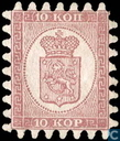 Postage Stamps - Finland - Coat of Arms