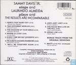 Disques vinyl et CD - Almeida, Laurindo - Sammy Davis Jr. sings, Laurindo Almeida plays