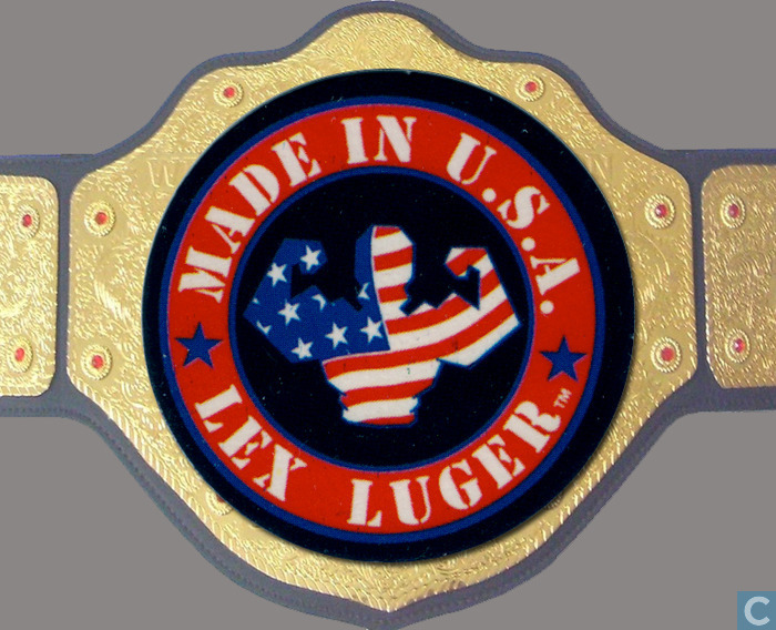 Made In The Usa Lex Luger Worstelen Catawiki