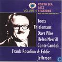 Schallplatten und CD's - Dijk, Louis van -  North Sea Jazz Sessions VOLUME 4 with the Louis van Dyke Trio