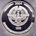 "Nagorno-Karabach 1000 drams 2004 (PROOF) ""Armenian Map"""