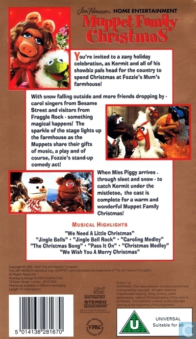 muppet family christmas enlarge image