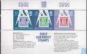 Occupying stamps 1941-1991