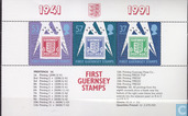 Occupying stamps 1941/1991
