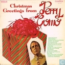 Christmas Greetings from Perry Como
