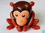 Monkey piggy bank 2