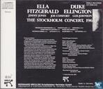 Platen en CD's - Ellington, Duke - Ella Fitzgerald Duke Ellington The Stockholm Concert