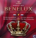 "Benelux mint set 2011 ""3 Monarchies"""