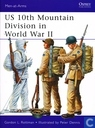 US 10th Mountain Division in World War II