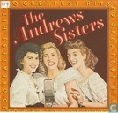 The Andrew Sisters 20 Greatest Hits