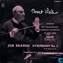 Joh. Brahms symphony No. 2 in D Major Op. 73