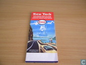 New York with special maps of cities, westchester and rockland counties, finger lakes region