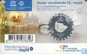 "Nederland 5 euro 2012 (coincard) ""the canals of Amsterdam"""