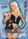 Authentic Autograph Holly Madison