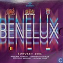 "Benelux mint set 2006 ""Capitals of the Benelux"""