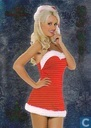 Holiday Card Holly Madison
