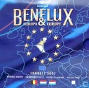 "Benelux mint set 2007 ""European Institutions in the Benelux"""