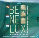 "Benelux mint set 2005 ""50 years Benelux Parliament"""