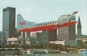Wright Airlines - Convair CV-580