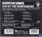 Vinyl records and CDs - Hawes, Hampton - Live at the Montmartre