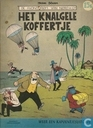 Comic Books - Nibbs & Co - Het knalgele koffertje